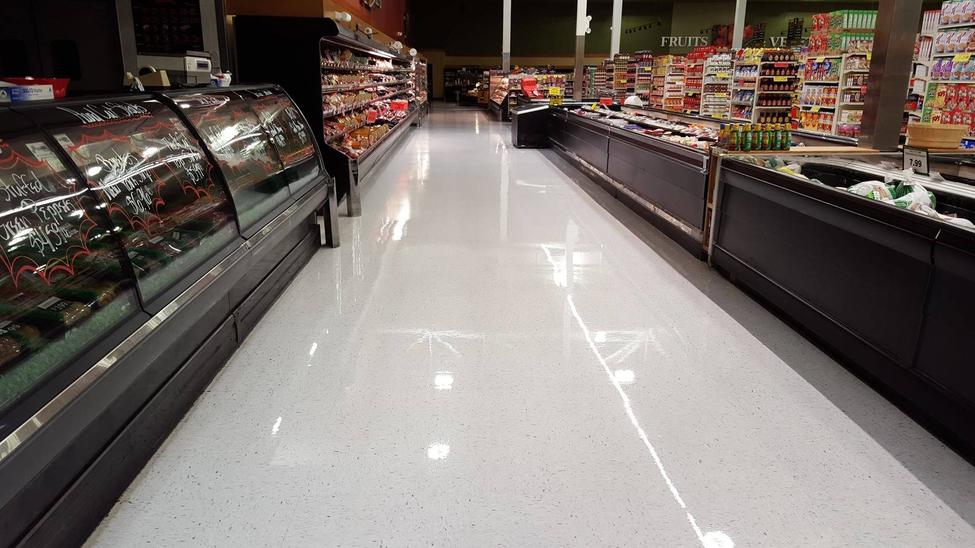 Super One Floor in Baxter MN